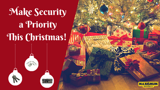 Make Security A Priority This Xmas!