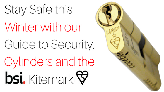 Stay Safe this Winter with our Guide to Security and Cylinders