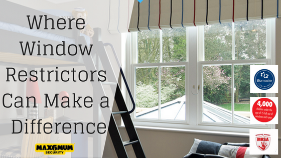 Where Window Restrictors Can Make a Big Difference