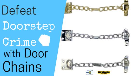 Defeat Doorstep Crime with (2)