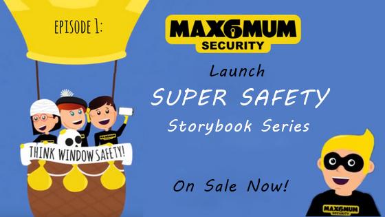 MAX 6 Super Saftey Banner